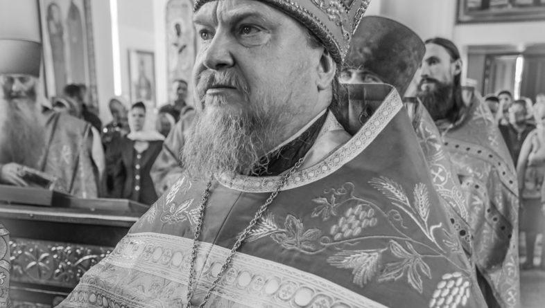 На 56-м году жизни скоропостижно скончался протоиерей Игорь Зорин