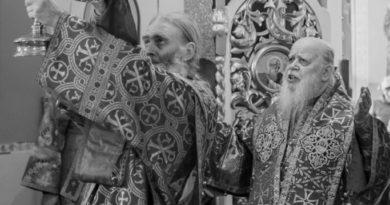 3 июня, на 89 году жизни преставился ко Господу Митрополит Николай (Шкрумко)