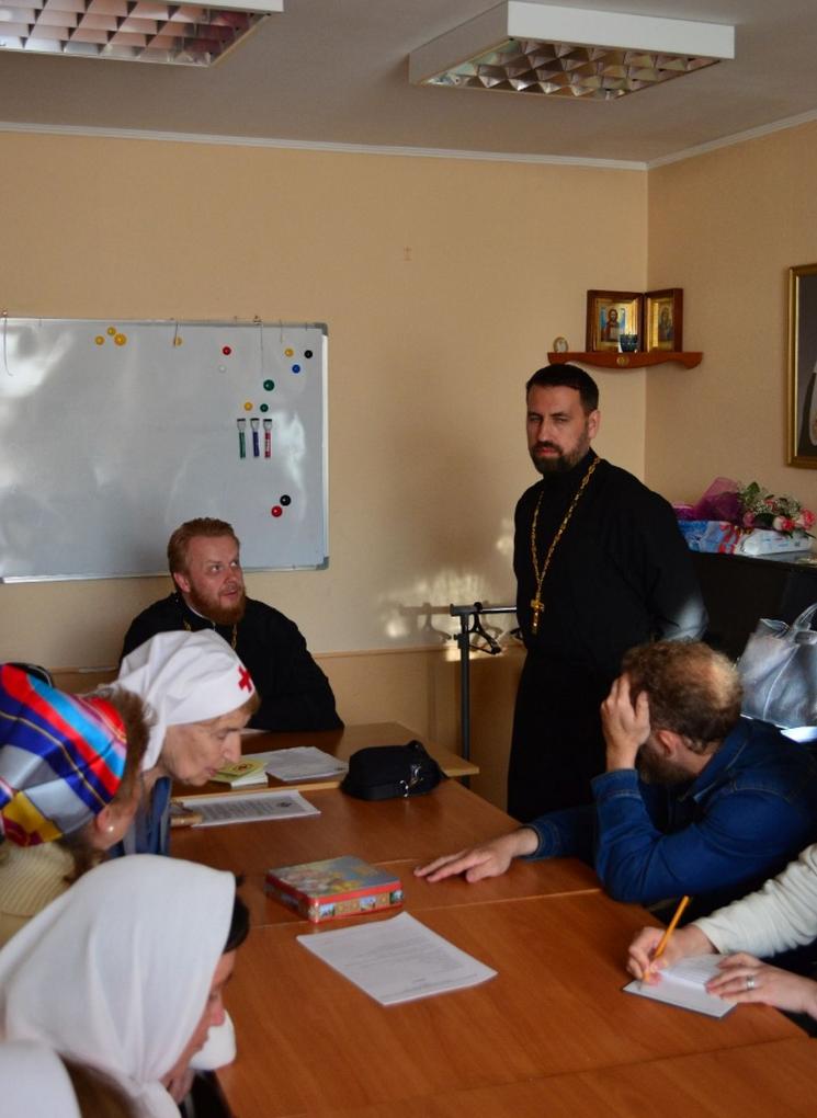 Общее собрание членов Удмуртского регионального отделения Общества православных врачей России (УРО ОПВР)