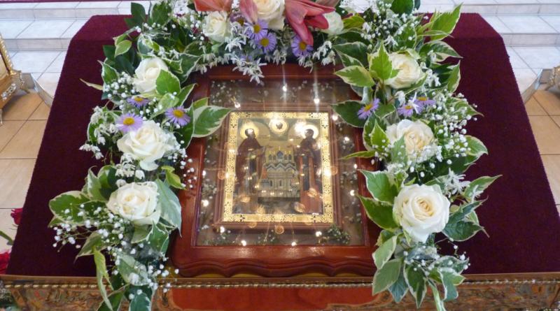 Празднование «Дня семьи, любви и верности» состоялось в Завьялово