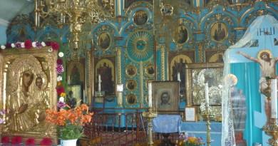 Память явления иконы Божией Матери Смоленския почтили на удмуртском языке