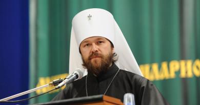 Митрополит Илларион: Сегодня на христиан обрушились такие гонения, каких не было никогда