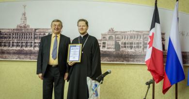 Михайловский собор стал победителем конкурса на лучшее новогоднее оформление территории