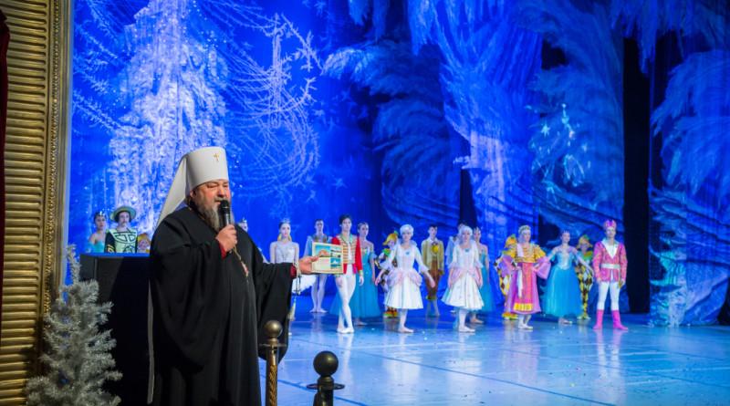В Ижевске прошла главная Рождественская елка Удмуртской митрополии