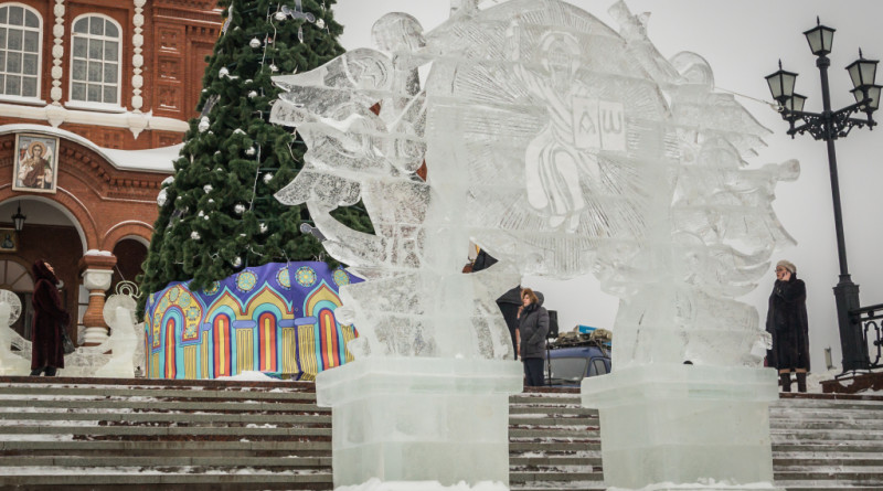 В Ижевске наградили участников V фестиваля ледовых Ангелов и Архангелов