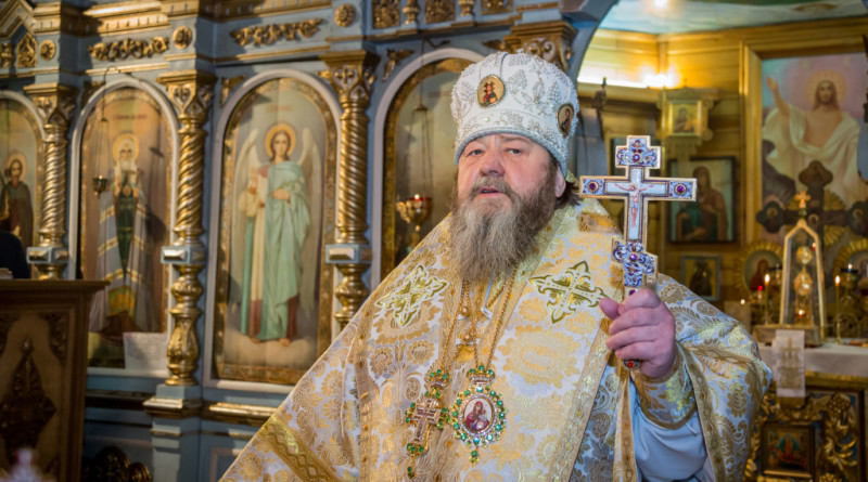 Архипастырское служение в Неделю по Рождестве Христовом