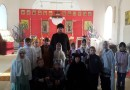 В с. Каменное и с. Бабино Завьяловского района встретили Рождество Христово