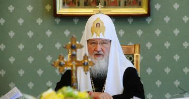 В.Р. Легойда: Забота о своей пастве для Патриарха важнее всего остального