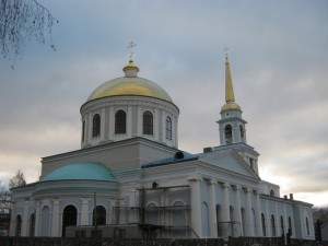 Приглашаем на праздничное богослужение в Благовещенском соборе Воткинска!