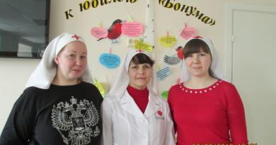 Сестры милосердия Екатеринбурга делятся опытом с ижевским сестричеством