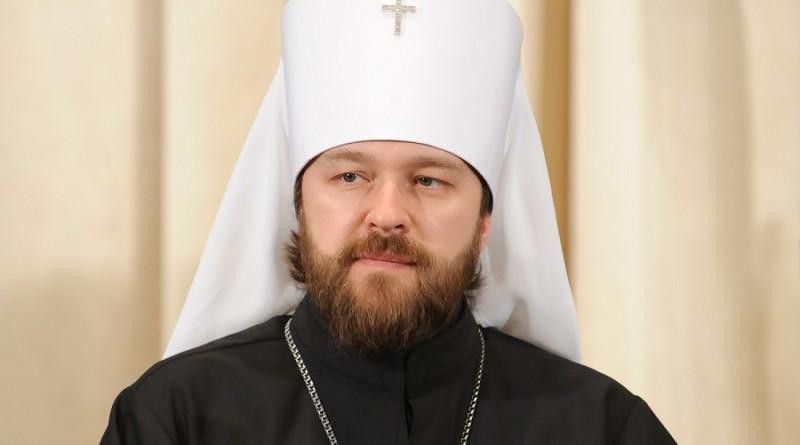 Митрополит Иларион: Лучше мы учтем критические замечания до Всеправославного Собора