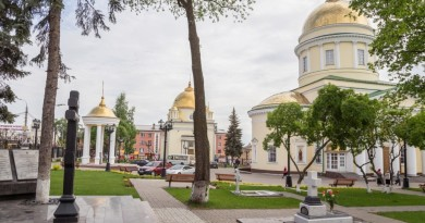 В кафедральном соборе прошли богослужения по случаю памяти свт. Николая Чудотворца