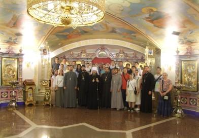 В Ижевскую епархию прибыла группа миссионеров из Москвы