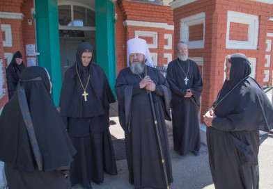 Священный Синод утвердил открытие женского монастыря в селе Люк