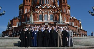 Сестры милосердия из Екатеринбурга вместе с духовником посетили Ижевск
