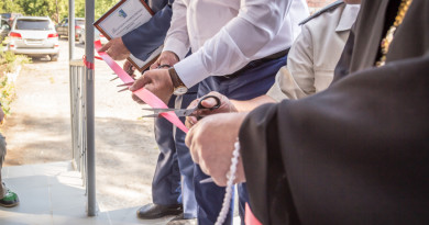 В Ижевске состоялось открытие первого православного реабилитационного центра для наркозависимых