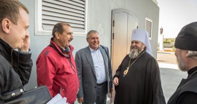 Состоялась встреча членов попечительского совета реставрации Благовещенского собора