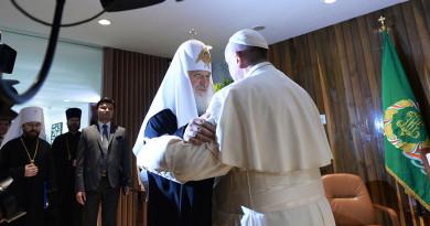 Встреча Папы и Патриарха показала политикам пример взаимодействия вопреки разногласиям