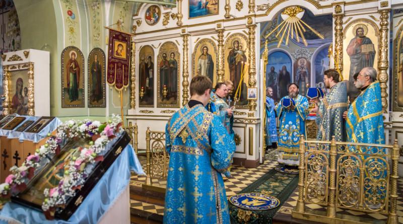 Архипастырское служение в праздник Рождества Пресвятой Богородицы