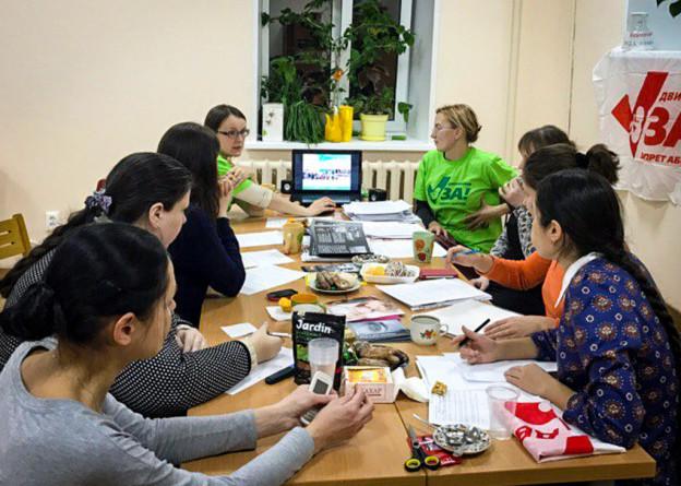 Состоялось собрание общественного движения «За жизнь»