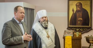 В Ижевске открыли Центр помощи беременным и матерям в трудной жизненной ситуации