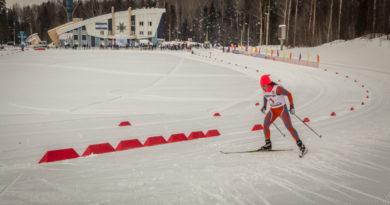 Спартакиада православной молодежи – соревнование по лыжным гонкам