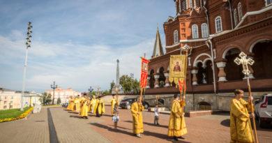 День празднования Крещения Руси
