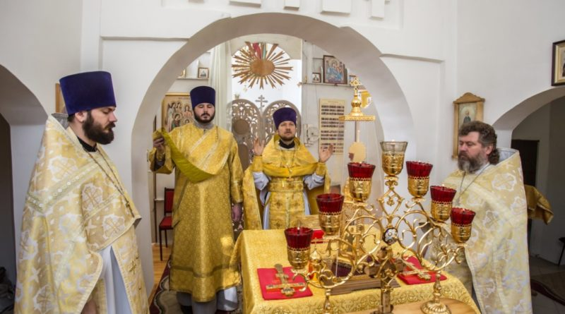 Престольный праздник отметили в храме апп. Петра и Павла п. Ува