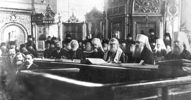 В храмах Ижевской епархии помянули членов Поместного собора Русской Православной Церкви