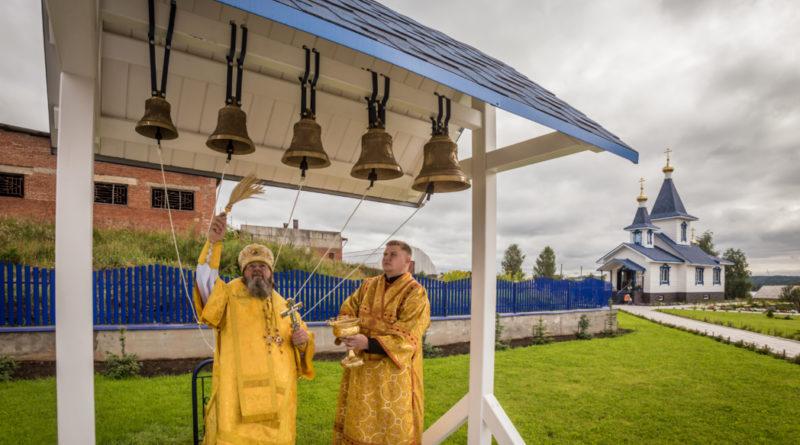 Митрополит Викторин посетил приход села Кварса Воткинского района