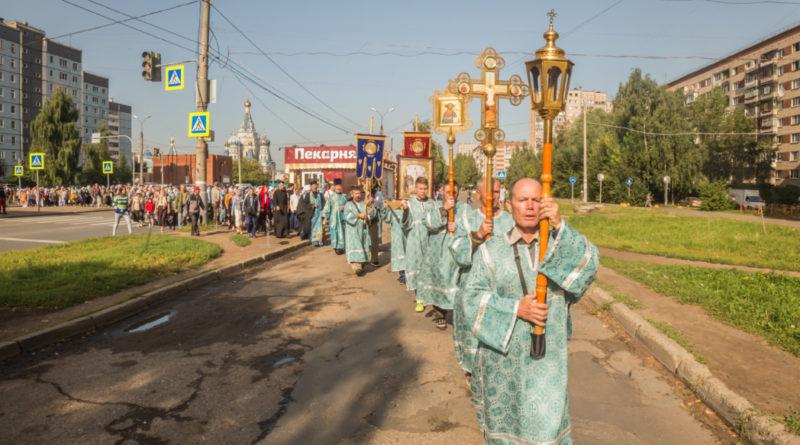 В Ижевской епархии прошел 12-й покаянный крестный ход «Ижевск – Перевозное»