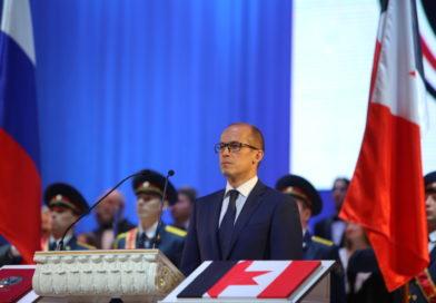 Митрополит Викторин поздравил А. Бречалова со вступлением на должность Главы Удмуртии