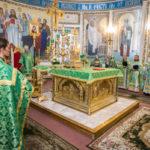 Престольный праздник собора Александра Невского