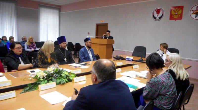 Священник выступил на заседание Совета по демографии, семейной политике и охране прав детства