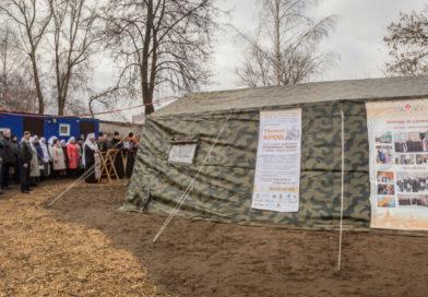 В Ижевске в третий раз открылся «Теплый кров»