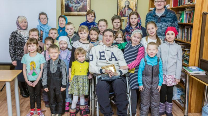 Урок милосердия в Алексеевском приходе г. Ижевска