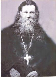 Протоиерей Николай Чернышев, 1907 г. Фото из Архива Комиссии по канонизации.