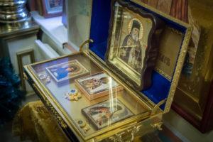 Святыни храмов Ижевской епархии