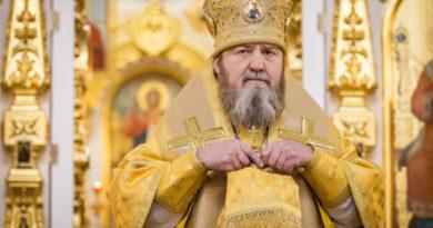 Проповедь в день Собор новомучеников и исповедников российских