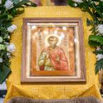 В день своего тезоименитства правящий архиерей совершил литургию в кафедральном храме