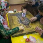 При ижевской иконопискной школе «Ставрос» открыт класс реставрации