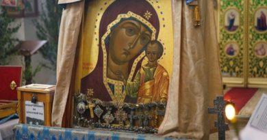Ижевскую епархию посещает Табынская икона Божией Матери