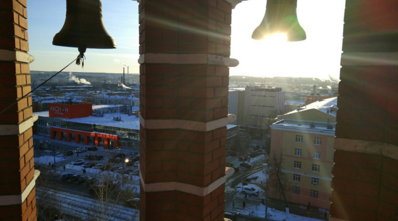 Начат сбор средств на реставрацию колокольни Казанско-Богородицкого храма г. Ижевска к празднику Пасхи