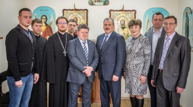 Православный реабилитационный центр г. Ижевска посетил главный нарколог РФ