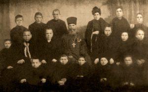 Священномученик Александр Миропольский