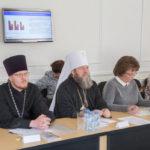 Представители епархии приняли участие в круглом столе, посвященном профилактике суицидов