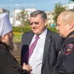 Митр. Викторин встретился с новым министром внутренних дел Удмуртской Республики