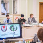 Представители епархии приняли участие в обсуждении вопросов пропаганды здорового образа жизни