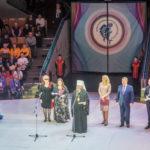 Митрополит Викторин побывал на церемонии открытия Парадельфийских игр