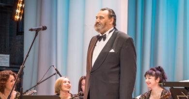 В Воткинске состоялся благотворительный концерт В. А. Маторина